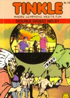 Tinkle Double Digest No.51 – Where Learning Meets Fun