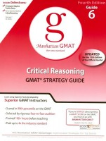 Manhattan GMAT Critical Reasoning Strategy Guide