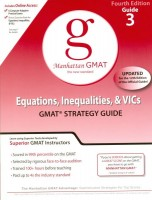 Manhattan GMAT Equations, Inequalities, & VIC's