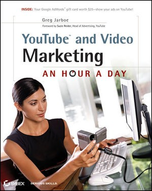 YouTube and Video Marketing: An Hour a Day YouTube and Video Marketing: An Hour A Day gives you the tools to give your clients or your organization a visible, vital marketing presence online.