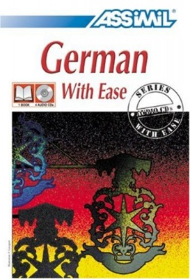 German With Ease [ 1 Coursebook + 4 Audio CDs ] This set of coursebook plus 4 CDs is the best possible method to learn German quickly, efficiently and enjoyably. With just thirty minutes of relaxed study each day, you can acquire German in the same way that you learned your own language : by natural assimilation.