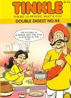 Tinkle Double Digest No.44 – Where Learning Meets Fun