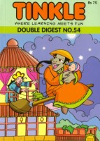 Tinkle Double Digest No.54 – Where Learning Meets Fun