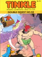 Tinkle Double Digest No.58 – Where Learning Meets Fun
