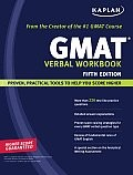GMAT Verbal Workbook Fifth Edition This book contains more than 220 test like practice questions and a special section on the Analytical Writing Assessment.
