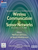 Wireless Communications And Sensor Networks