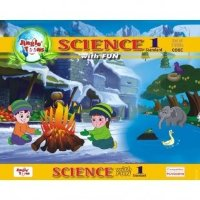 Science With Fun Standard 1 (Set of 2 VCDs)