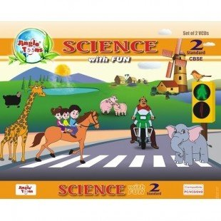 Science With Fun Standard 2 (Set of 2 VCDs)