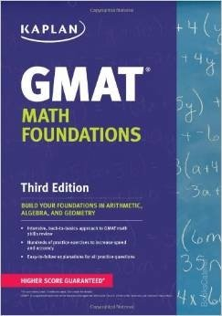 Kaplan GMAT Math Foundations (Kaplan Test Prep) No matter how long ago you sat in math class, or how much you dread doing math, there's no need to stress. Kaplan's GMAT Math Foundations provides a back-to-basics approach to content review along with the skill-building practice you need to feel confident and improve your GMAT score.