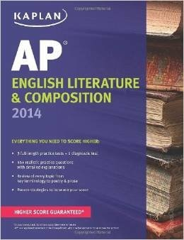 Kaplan AP English Literature & Composition 2014 (Kaplan Test Prep)  The Advanced Placement test preparation guide that delivers 75 years of proven Kaplan experience and features exclusive strategies, practice, and review to help students ace the AP English Literature and Composition exam!