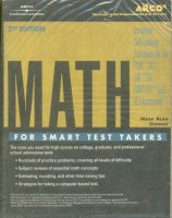 Arco's Math For Smart Test-Takers