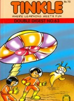Tinkle Double Digest No.63 – Where Learning Meets Fun