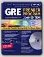 GRE Premier Program [2009 Ed.] [CD Inside]  Kaplan's unique multiformat preparation program, students receive the most accurate, timely details on GRE test changes as they occur.