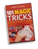 How To Learn 101 Magic Tricks