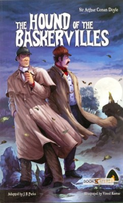 The Hound of the Baskervilles When Sir Charles Baskerville is found dead on the moors, a heart attack seems to be the likely cause. However, a certain Dr Mortimer thinks there is more to it than that. Although it seems impossible, he believes that...
