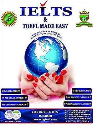 IELTS & TOEFL Made Easy ( with 2 CDs)