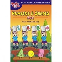 Numbers & Shapes Fun CD