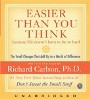 Easier Than You Think [Audio Book]