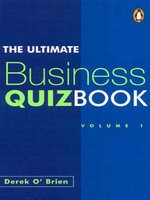 The Ultimate Business Quiz Book Volume -1