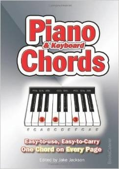 Piano and Keyboard Chords Suitable for every keyboard style