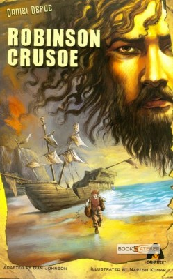 Robinson Crusoe Robinson Crusoe is not content with his life in England. He is bored and wants to see more of the world. His curiosity convinces him to leave his homeland and travel abroad.  