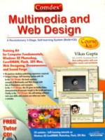Comdex Multimedia and Web Design Course Kit (W/ CD)