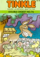 Tinkle Double Digest No.76 – Where Learning Meets Fun