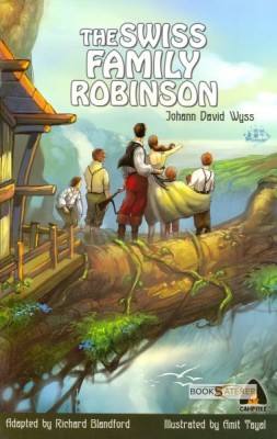 The Swiss Family Robinson  When a boat travelling to Australia hits a reef and is destroyed, only one family survives. Shipwrecked on an island, and with no sign of rescue, the Robinsons are forced to use whatever means possible to stay alive.  