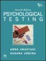 Psyschological Testing This book includes some current research and is reorganized into four parts around theories of Psychodynamics, Personality Structure, Growth and Perceived Reality, and Learning.