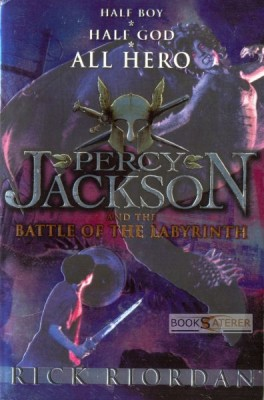 Percy Jackson And The Battle Of The Labyrinth Honestly, blowing up another school was the last thing I wanted to do.  