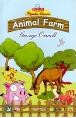 Animal Farm By George Orwell  Animal Farm is a novella by George Orwell, and is the most famous satirical allegory of Soviet totalitarianism.