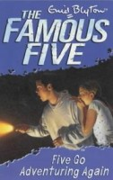 The Famous Five (2) Five go Adventuring Again | Enid Blyton