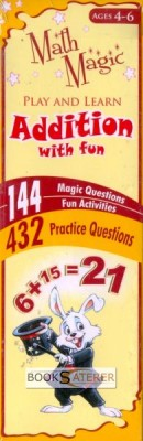 Math Magic - Play And Learn Addition With Fun The card boxes (Addition, Subtraction, Multiplication and Division) in the Math Magic series brings lots of fun into solving arithmetic problems. Children will enjoy inserting the cards into...