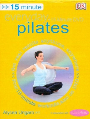 Everyday Pilates + 15 Minute DVD Get a toned, strong body and graceful posture with 15-Minute Everyday PilatesImported Edition. Order now and we will ship it on the same business day of payment confirmation [usually next business day].