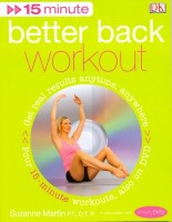 Better Back Workout + 15 Minute DVD