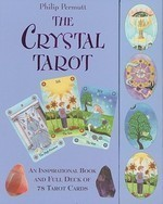 The Crystal Tarot  Crystal Tarot: An Inspirational Book And Full Deck Of 75 Tarot Cards