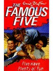 The Famous Five (14) FIVE HAVE PLENTY OF FUN  | Enid Blyton