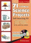 71+10 New Science Projects The purpose of the book and CD is to ensure simple explanations of these
