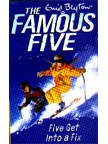 The Famous Five (17) FIVE HAVE PLENTY OF FUN  | Enid Blyton New and contemporary cover treatment brings The Famous Five into the 21st Century, and to a whole new generation of readers!