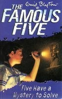 The Famous Five (20) FIVE HAVE A MYSTERY TO SOLVE  | Enid Blyton