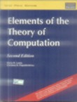 ELEMENTS OF THE THEORY OF COMPUTATION  The concept of algorithm and its analysis are introduced informally in Chapter 1 and are pursued throughout the text. This material will assist theoryof computation courses in which some exposure to algorithms is important.