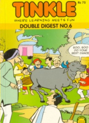 Tinkle Double Digest No.6 – Where Learning Meets Fun Tinkle Double Digest No.6 – Where Learning Meets Fun