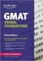 GMAT Verbal Foundations