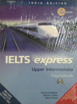 IELTS Express Upper Intermediate With Audio CD  IELTS-type tasks, with practice activities, provide students with the key skills, language, and confidence needed for exam success.