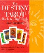 The Destiny Tarot Book & Card Pack : 78 Oversize Tarot Cards  Learn the secrets of tarot interpretation and see for yourself why it is such a popular and powerful tool for growth and insight.