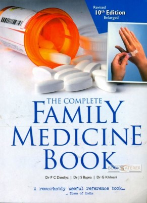 The Complete Family Medicine Book 