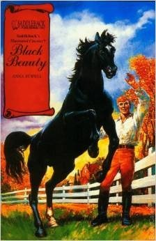 "BLACK BEAUTY – Comic Book  Anna Sewell, in her first and only published book, portrays a classictale about the life of a Magnificient, beautiful, proud… ""Well- bredand well-born horse""… Black Beauty."