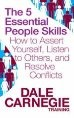 The 5 Essential People Skills The 5 Essential People Skills shows how to be a positively assertive, prosperous and inspired professional. Readers learn to:* Relate to the seven major personality types* Live up to their fullest potential while achieving personal success* Create a cutting-edge business environment that delivers innovation and results* And many more...