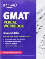 Kaplan GMAT Verbal Workbook Seventh Edition