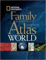 National Geography Family Refence Atlas Of The World